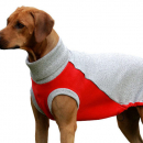 abc4dog Sweatshirt strick look